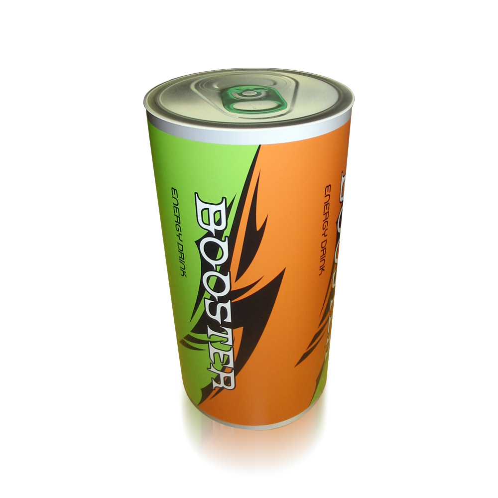 energy drink plakat